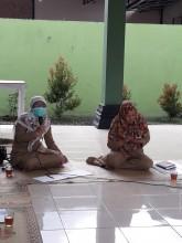 Pertemuan Rutin TP PKK Kelurahan
