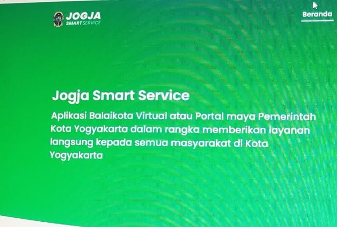 AKUN JOGJA SMART SERVICE (JSS)