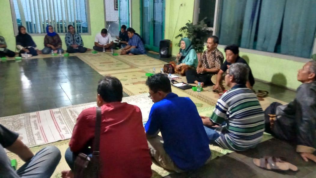 Pembentukan Pengurus Kampung Pujokusuman