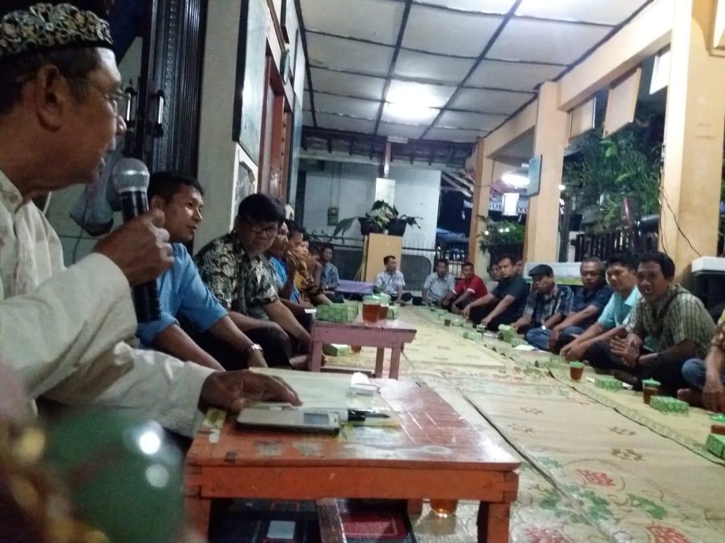 Pembentukan Pengurus Kampung Keparakan Lor